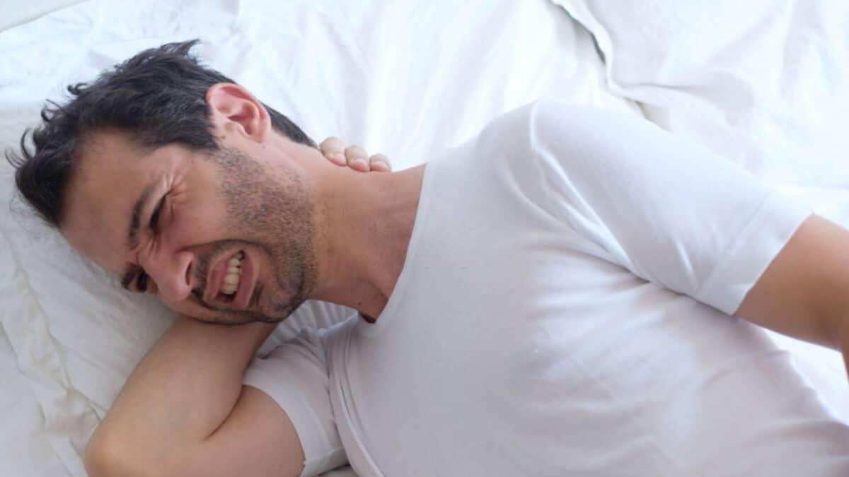 How to Sleep with Whiplash Injury