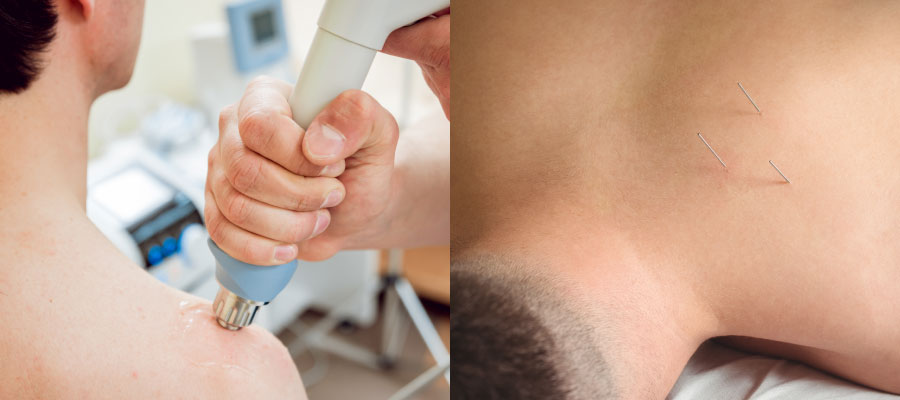Treatment for calcific tendonitis