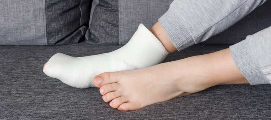 Treatment Options for a Broken Toe
