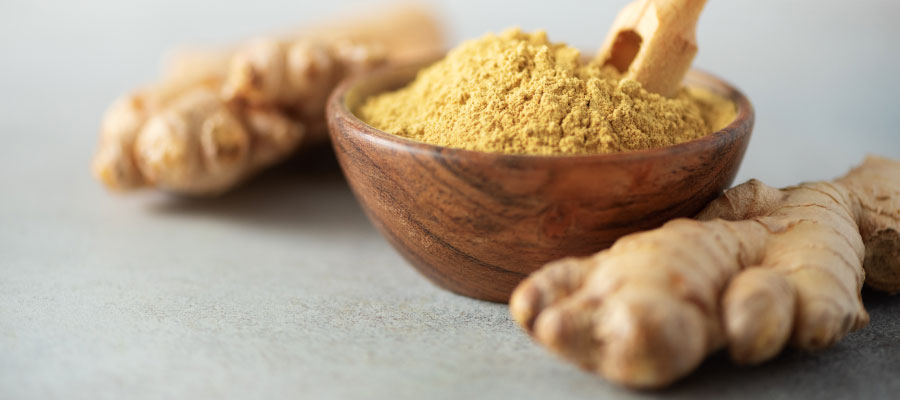 Ginger Yoruba Herb for fat loss